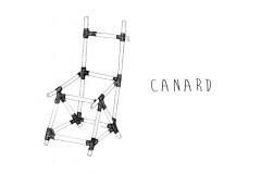 chaise CANARD